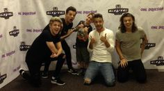 One Direction Learn to 'Whip/Nae Nae' from Adorable Kid...my life is complete