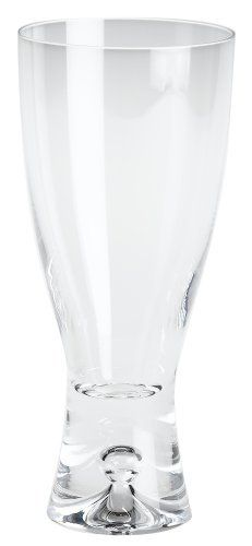 iittala Tapio 10-Ounce Clear Goblet, Set of 2 by iittala. $70.00. Designed and created for every day use. This unique, distinctly styled glass is the designers trademark look. Each decanter has a signature single air bubble in the heavy stem. Dishwasher safe. Made in Finland. Floating on air. This is the thought behind iittala's Set of Two 10-ounce Tapio goblets. Using his mastery of glass blowing, designer Tapio Wirkkala captured a single air bubble inside the heavy s...