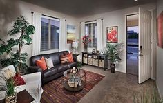 Cortes New Home Plan in Discovery at Solare Ranch by Lennar