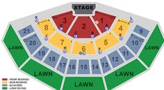 19 Inspirational Marcus Amphitheater Seating View