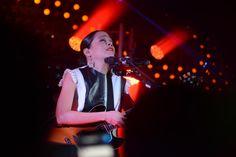 """Lafourcade enamoró a los guatemaltecos en su """"Mujer Divina Tour"""" (Foto: Esteban Biba/ Soy502)"""