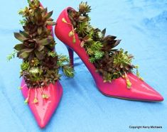 Now I am a flip flop chick but these are fabulous!