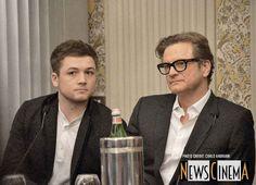 Tutte le foto dell'anteprima di Kingsman: Secret Service a Roma con Colin Firth, Taron Egerton e i Take That!