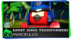 Angry Birds Transformers!