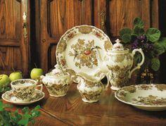 """Royal Doulton """"Windsor"""" (Erdinç Bakla archive)"""
