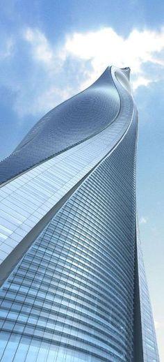 Futuristic Architecture, 1 Park Avenue, Future Building, Futuristic Skyscraper by FuturisticNews.com