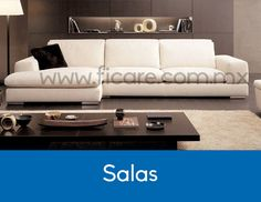 Encuentra la mas amplia variedad en Salas y muebles en general para tener la mejor calidad de vida que te mereces ;) www.ficare.com.mx