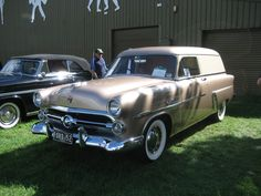 1952 Ford Sedan Delivery..Re-pin...Brought to you by #CarInsurance at #HouseofInsurance in #Eugene, Oregon