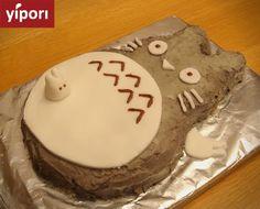 : Totoro cakes