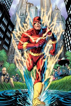 The Flash | @AnimeVsCartoons