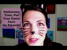 ▶ Halloween Time, Put Your Game Face On Parents! - YouTube