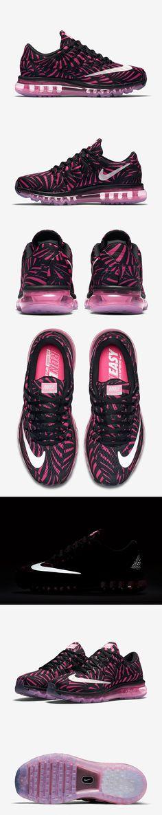 """Nike WMNS Air Max 2016 Print """"Pink Blast/Pearl Pink"""" - EU Kicks: Sneaker Magazine"""