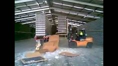 Top 10 Forklift Accidents ! --Anybody out there want to run a forklift? Eh?