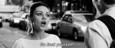 �You�re too pretty to be using such ugly words.� | 21 Things All Sweary Girls Are Tired Of Hearing