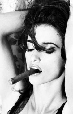 Penelope Cruz by Ellen von Unwerth, 2003 http://chloethurlow.com/2014/06/smoke-signals/