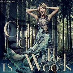 Taylor Swift Out Of The Woods cover edit by Claire Jaques