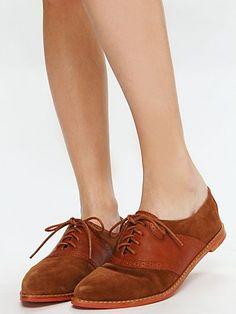 frye saddle shoes