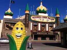 Corn Palace South Dakota