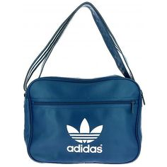 Adidas leather - bag MESSENGER AIRLINER ADICOLOR - love 13a76b45297bf