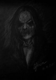 Boogie (Sinister) by on DeviantArt Creepy Faces, Creepy Art, Scary Movies, Horror Movies, Broly Ssj3, Disney Horror, Grim Reaper Art, Black Paper Drawing, Deadpool Wallpaper