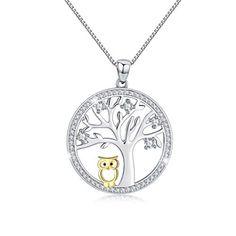 Spread the love Aktiv, Pendant Necklace, Jewelry, Fashion, Owl Pendant, Jewelry Gifts, Fine Jewelry, Silver, Handarbeit