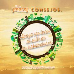 ☞ Aprovecha la luz del día⤵ Te ayudamos a cuidar tu bolsillo y el medio ambiente ]more[ #Tips