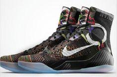 the latest eaa63 73e73 Nike Kobe 9 (First Look. ToileNike HuaracheShox De NikeChaussures ...