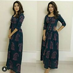 Anu Emmanuel Latest HD pictures and Wallpapers - NatoAlpabet Simple Kurta Designs, Kurta Designs Women, Kurti Neck Designs, Kurti Designs Party Wear, Salwar Designs, Indian Attire, Indian Outfits, Indian Wear, Casual Frocks