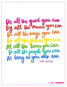 """Do good"" quote by John Wesley"