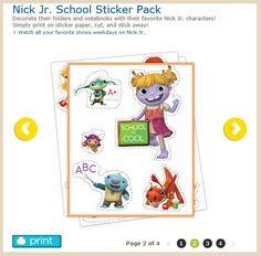 http://www.nickjr.com/printables/nick-jr-school-stickers.jhtml