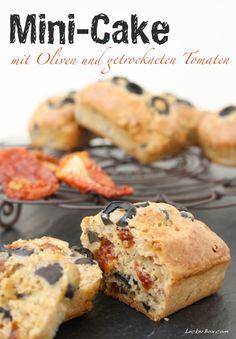MittwochsBox #5: Mini-Cake mit Oliven und getrockneten Tomaten…