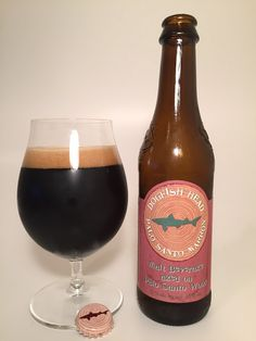 Dogfish Head Palo Santo Marron (2016 re-review) AROMA: Sweet cherry-like aroma of wood and vanilla. Strong dark malt presence; no hops; some alcohol. APPEARANCE: Opaque dark black hue (rather than brown proper). Moderate dark tan foamy head leaves decent lacing. FLAVOR: Standard brown ale base of dark malts with no roasted/burnt flavors. Slight caramel and nutty flavors throughout with raisin and other dried fruit presence, too. Hop presence is quite strong due to freshness of bottle…