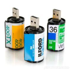 35mm Film USB Flash Drive