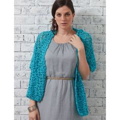 Patons Summer Stole Free Crochet Pattern. Light summer stole featuring a geometric lace pattern. Free Pattern More Great Looks Like This