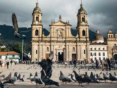 Santa Marta, Trip To Colombia, Notre Dame, Building, Travel, The Neighborhood, Places To Visit, Viajes, Buildings