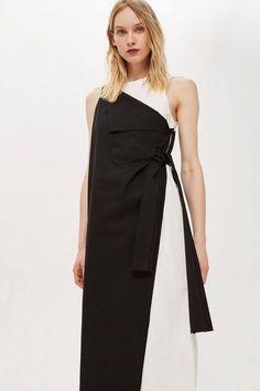 08ab6f90d0b   Colour Block Poplin Dress by Boutique Упаковка Платья