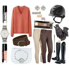 """""""Endless Fall Possibilities"""" by bacardiandeq on Polyvore"""