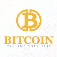 Exclusive Customizable Bitcoin Logo For Sale: Bit Coin | StockLogos.com