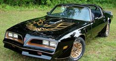 This is the Pontiac Firebird Trans Am. I have loved this car ever since I saw the movie Smoky and the Bandit. It looks sleek, sharp, and above all else, fast. P   See more about Pontiac Firebird, Trans Am and Firebird.
