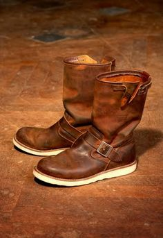 Red Wing STYLE NO. 2971 ENGINEER