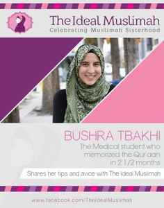 Medical Student : Memorized Qur'an in 2 and a Half Month - The Ideal Muslimah Religious Quotes, Islamic Quotes, Prayer For Students, Motivational People, Islam Women, Noble Quran, Beautiful Muslim Women, Learn Quran, Islam Religion