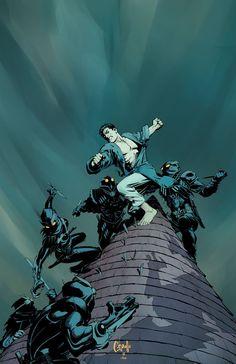 BATMAN #8: