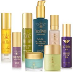 Tracie Martyn® Organic Skin Care Products - Celebrity Skincare ...