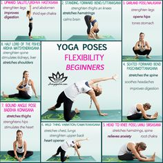 Standing Poses provide a great way to work into both flexibility and strength. Fitness Workout For Women, Yoga Fitness, Yoga Routine For Beginners, Yoga For Balance, Yoga For Flexibility, Iyengar Yoga, Morning Yoga, Yoga Benefits, Yoga Sequences