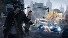 Pre-order Watch Dogs, Hacker Game, Cyberpunk Game, PlayStation 4, Xbox One, PlayStation3, Xbox 360, Pc, Nintendo WiiU. HACK THE CITY: Control the city's infrastructure, in real time, with Aiden's cell phone.