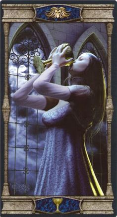 Vampire Tarot of the Eternal Night - Rozamira Tarot - Picasa Web Albums