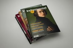 Editorial Design, Magazin