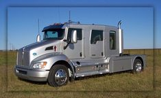 sportchassis trucks | Schwalbe has been manufacturing and customizing Peterbilt and Kenworth ...