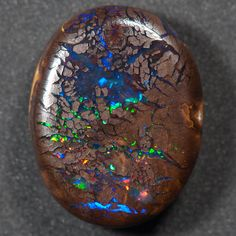 Boulder opal 4.1ct doublesided, 2 of 2