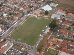Estádio Antônio Pereira Braga: Capacidade: 5,7 mil - Clube: José Bonifácio